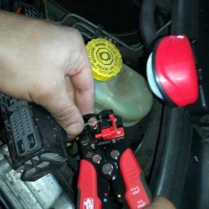 Axle gear ratio change Jeep Grand Cherokee WJ 2.7 diesel
