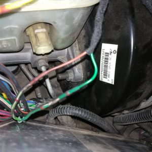 Jeep axle gear ratio swap ABS filter ID51 P2502 wiring tips