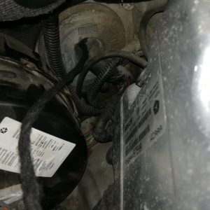 Jeep Grand Cherokee axle ratio change CAN bus filter wiresrubber grommet