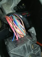 Jeep Grand Cherokee CAN bus filter wiring