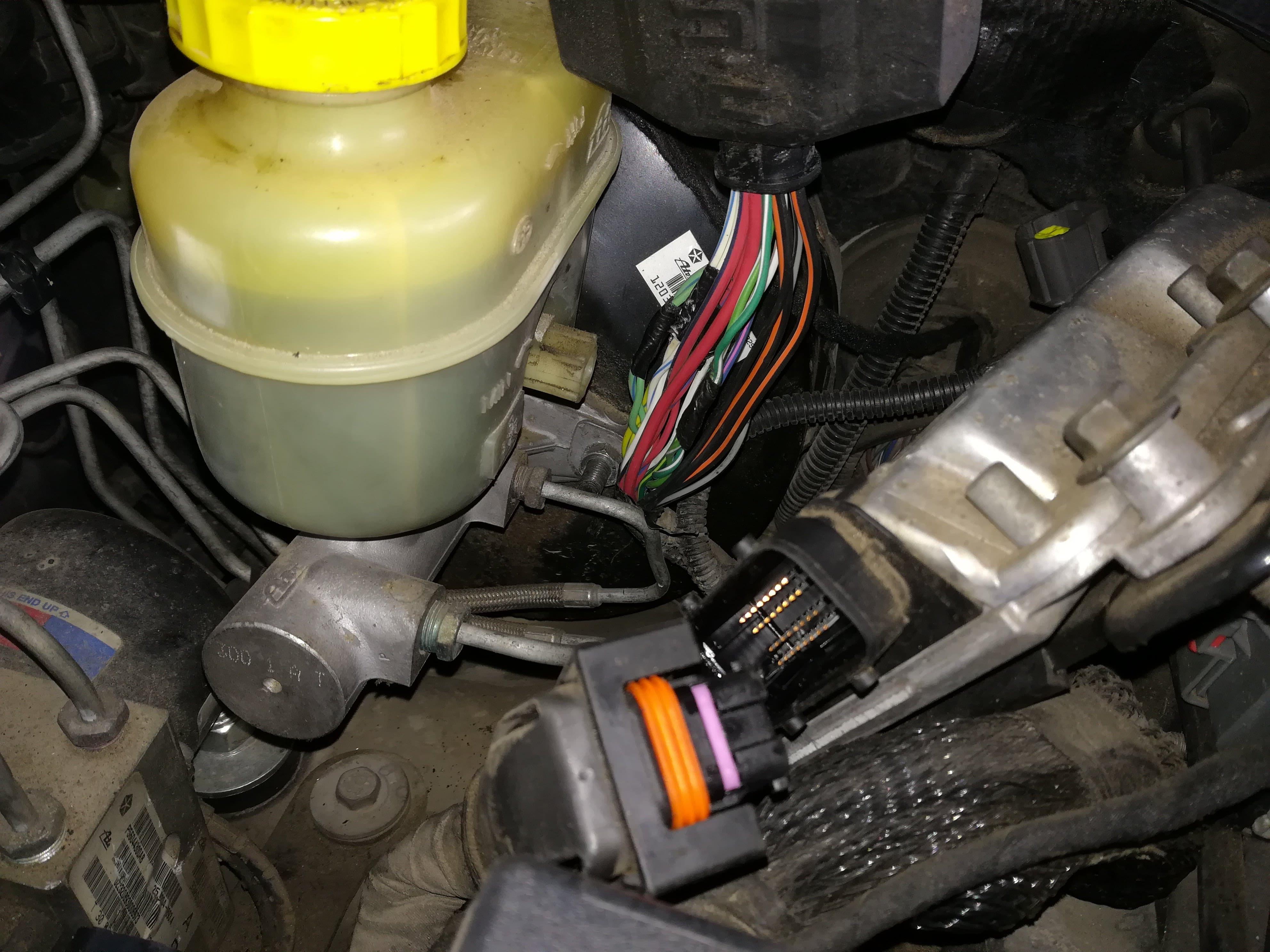 Jeep Grand Cherokee WJ axle gear change filter tutorial
