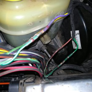 Jeep offroad axle gear ratio change CAN bus filter wiring