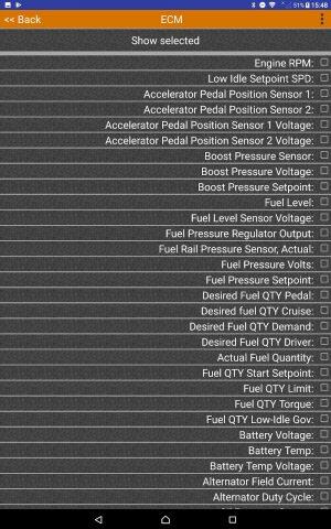 Live Data Jeep WG diagnosed with WJdiag Pro - Jeep diagnostic tutorial